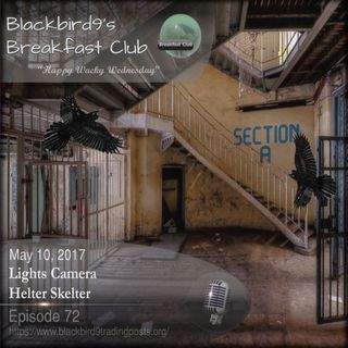 Lights Camera Helter Skelter - Blackbird9 Podcast