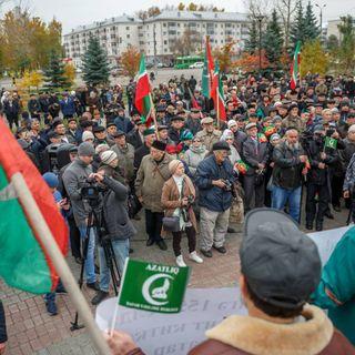На шляху до незалежності: Татарстан