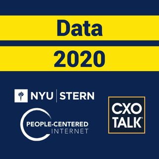 Data Trends 2020 with Amy Webb and David Bray