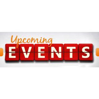 "LIVE Update! ""HD/JHD Community Events!"