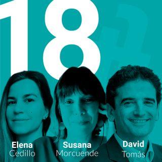 Episodio #18- Felicidad en las empresas con Elena Cedillo, Susana Morcuende y David Tomás