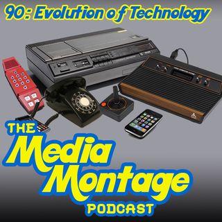 MMP 90 Evolution of Media Technology