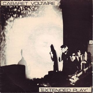 Cabaret Voltaire - Talkover