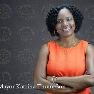 Broadview IL. Mayor Katrina Thompson/Connections