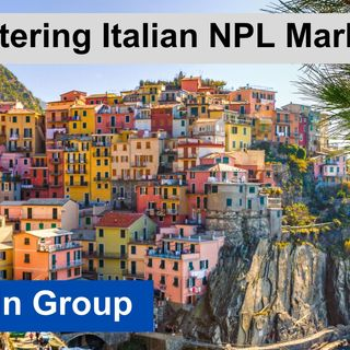 2020-01-15 Italian Banks and NPL Market - English Update