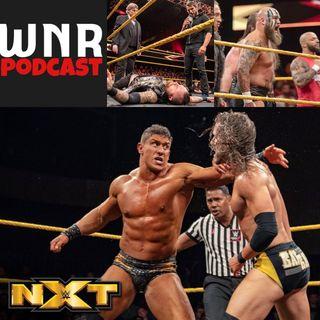 WNRPodExtra WWE NXT Update