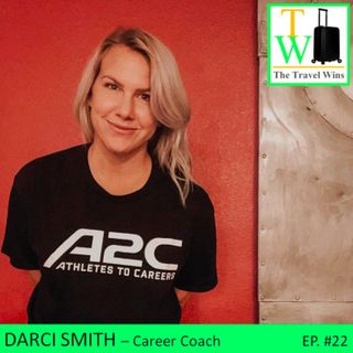 Darci Smith - from Athlete to Career