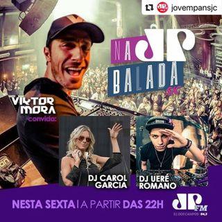 SET DJ CAROL GARCIA NA BALADA JOVEM PAN SJC