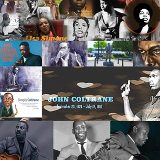 "The Jazz Spin ""Coltrane, Simone, & Montgomery"" (Jazz History)"
