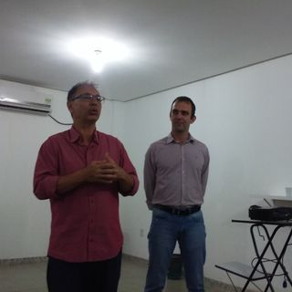 Entrevista - Prof. Luiz Otávio e prof. Marcos Henrique (Uesb)