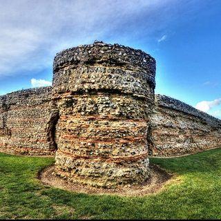 Glynn Burrows: Roman History in Norfolk UK