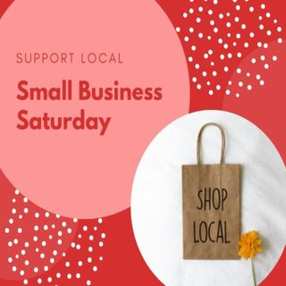This Small Business Saturday let's pledge them more of our support especially during these hard pandemic times