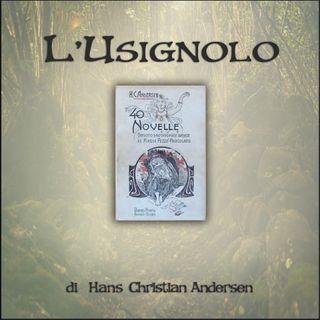 L'usignolo: l'audiolibro delle novelle di Andersen