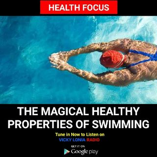 HEALTH FOCUS: THE 12 HEALTH BENEFITS OF SWIMMING