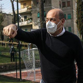 Dimissioni Zingaretti, esilaranti
