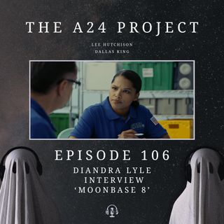 106 - Diandra 'Moonbase 8' Lyle Interview