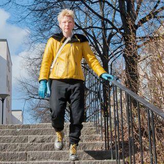 Beate Grimsrud: Det jag inte klarar är att dö