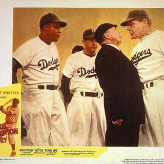 The Jackie Robinson Story  Part 2