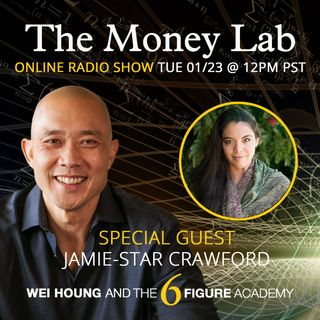 """From Adversity To Prosperity"" with guest Jamie-Star Crawford"