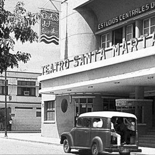 Ep. 17: Teatro Santa Marta