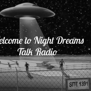 NIGHT DREAMS TALK RADIO  July 9th With Host Gary    With Guest Samantha Ellen Ritchie
