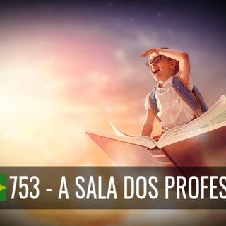 Café Brasil 753 - A sala dos professores