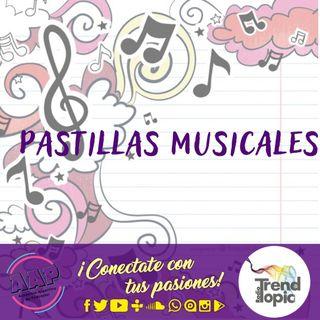 Pastillas musicales