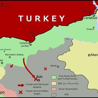 USA - Kurdowie, inwazja Turcji na Syrię