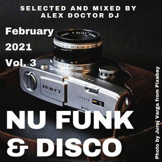 #94 - February 2021 - Nu Disco & Funk vol. 3