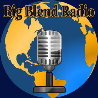 Global Park Adventures - Adam Roberts, Glynn Burrows, Jim Ostdick on Big Blend Radio