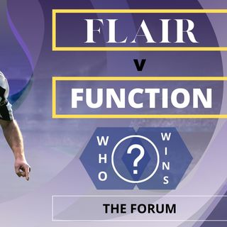 Flair v Function | All Time XI's | The Forum