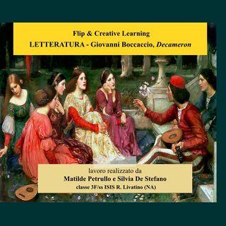 """Letteratura - Giovanni Boccaccio, """"Decameron"""""""
