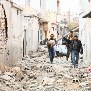 Oltre il Bosforo - Kobane a Bruxelles