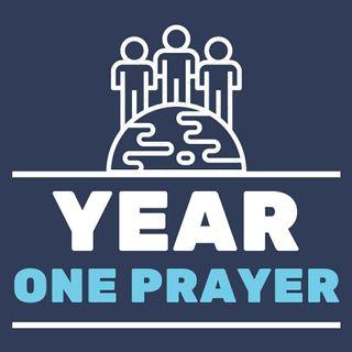 YEAR ONE PRAYER TEAM