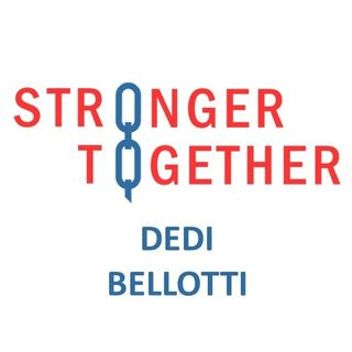 Intervista a Dedi Bellotti per il progetto #StrongerTogether 2020