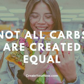 1880 Not All Carbs are Created Equal