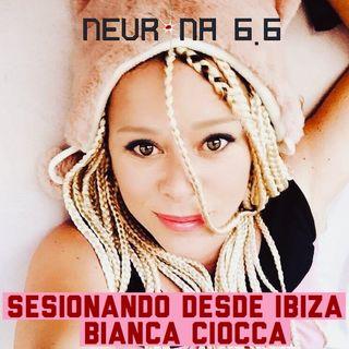 Bianca Ciocca Sesionando desde Ibiza, España