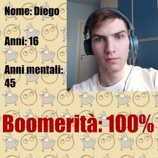 #Cremona CHALLENGE Quanto sei boomer? Diego edition