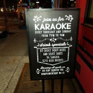 THE KK WADE SHOW/MKGA: The Tour: 5/11/17 @ Dalton's (New York City)