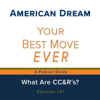 Ep 56 - What Are CCR's?