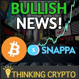 BITCOIN Is A Superior Savings Technology Says Snappa Co-Founder & Puts 40% Cash Reserves in BTC