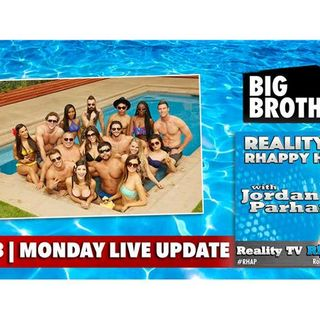RHAPpy Hour | Big Brother 18 Live Feeds Update | Monday, June 27
