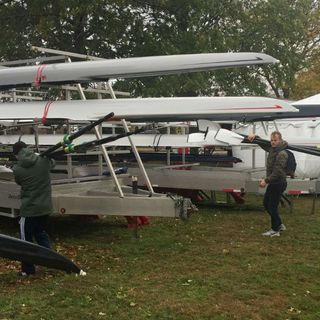 Head Of The Charles Rowers Hoping For Better Weekend Weather