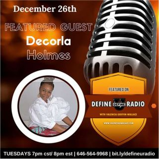 Countdown To Faith and Favor with Evangelist Decorla Holmes