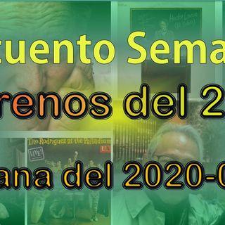 Recuento Semanal - Estrenos del 2020 (2020-02-09)
