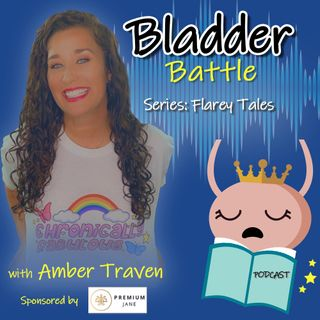 Flarey Tales - Autoimmune Advocacy with Amber Traven