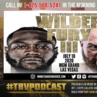 ☎️Hearn Hints Fury Wants Out of Wilder Trilogy😱Received Calls, Wilder MAY🤔Take Step A-Side Money❓