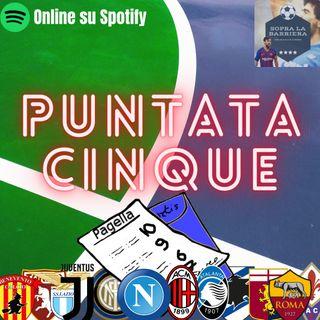 Puntata Cinque: il pagellone di Natale delle venti squadre di Serie A