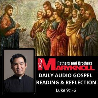 Wednesday of the Twenty-fifth Week in Ordinary Time, Luke 9:1-6