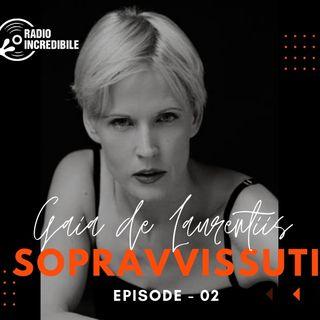Sopravvissuti con Gaia De Laurentiis Live su Radio Incredibile